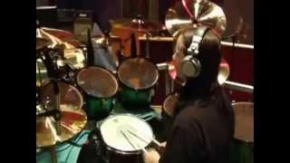 Joey Jordison - Drum Solo In Studio