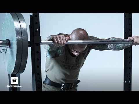 How Stress Affects Strength | Jim Stoppani's Shortcut to Strength