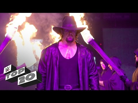 Thumbnail: The Undertaker's 20 greatest moments - WWE Top 10 Special Edition