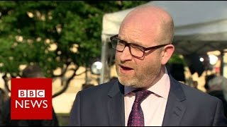 Paul Nuttall on general election   BBC News