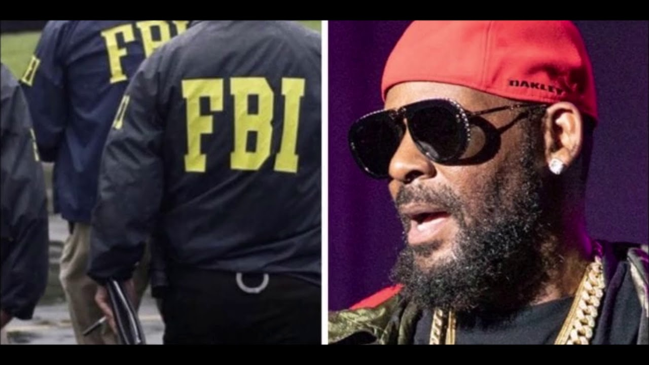 FBI Allegedly Investigating R Kelly For Violating Mann Act