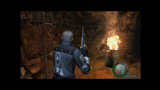 Re4 Hell Difficulty Mod Gameplay 5-1 | Resident Evil 4 Enemy Cheat Edition Extra 3.0