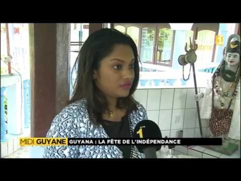 Guyana : La Fête de l'indépendance - Guyane 1ère