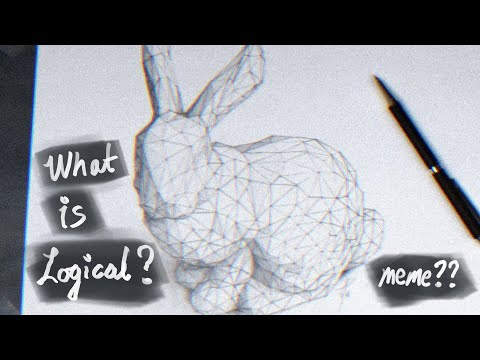 What is Logical (meme ??) feat. Stanford Bunny & friends