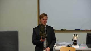 Natural Science Seminar: October 12, 2018