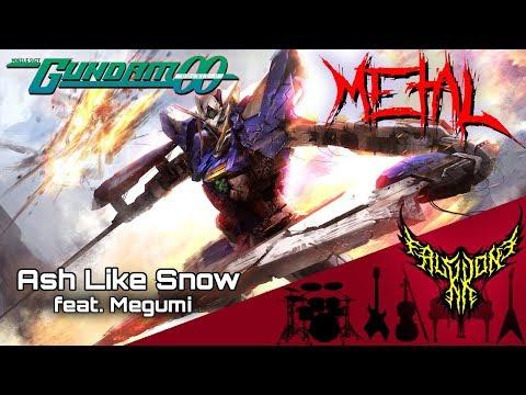 Mobile Suit Gundam 00 OP2 - Ash Like Snow (feat. Megumi) 【Intense Symphonic Metal Cover】