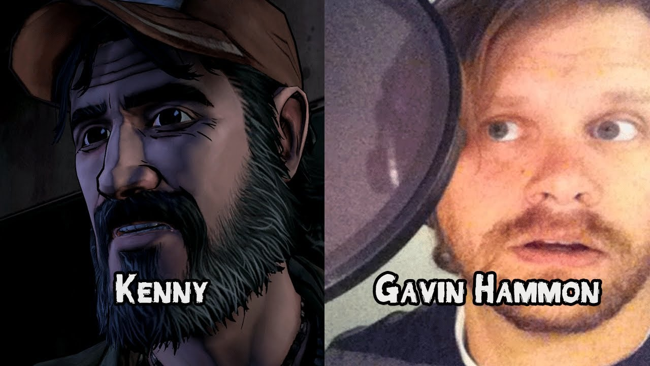 Characters and Voice Actors - The Walking Dead Game ...