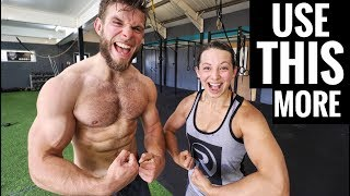 WHAT WE SHOULD ALL BE USING MORE IN CROSSFIT