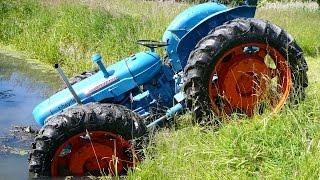 Fordson County - missglückte Grabendurchfahrt
