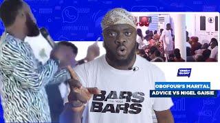 This Rev. Obofour Advice Go Borst Your Mind + Nigel Gaisie Deliverance