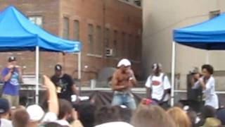 Group Home- Speak Ya Clout (Gang Starr) @ Brooklyn HipHop Fest 7/10/10