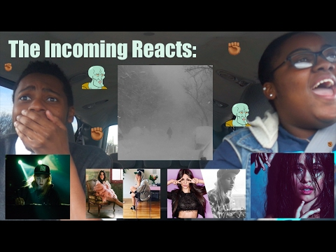 CASHMERE CAT FEAT. CAMILA CABELLO - LOVE INCREDIBLE  REACTION