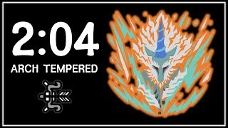 "[MHW] Arch Tempered Kirin (Bow) 2'04""03"