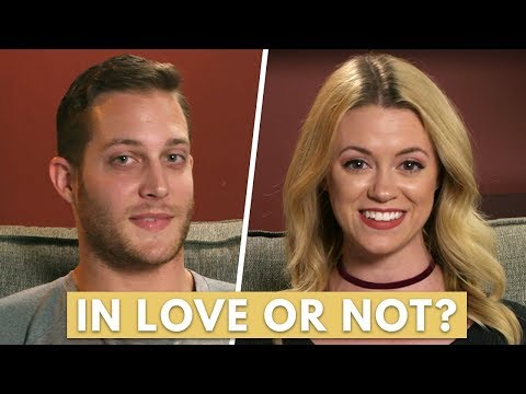 Do You Think These Two Are Still In Love? | In Love or Not