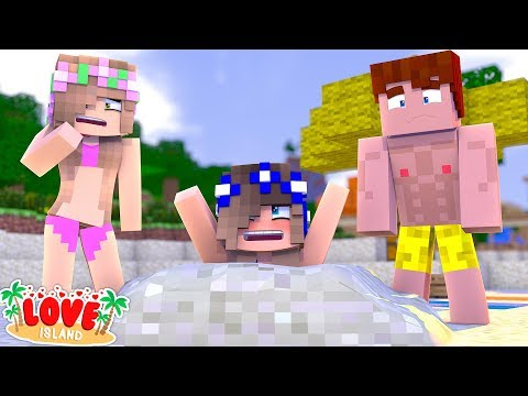 LITTLE CARLY IS BURIED ALIVE! WILL WE FIND HER IN TIME?! | Minecraft Love Island Little Kelly