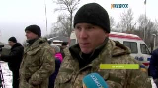 Воины Луганщины получили подарки