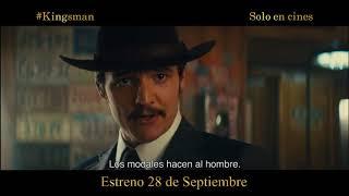 KINGSMAN EL CIRCULO DORADO _ Estreno en Centro América_28 de Septiembre . Solo en cines