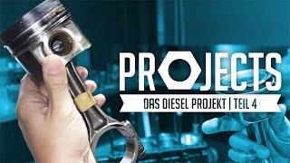 JP Performance - Das Diesel Projekt | Kolben und Pleuel | Teil 4