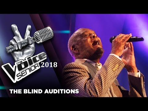UNCHAINED MELODY by René Bishop - The Voice Of Holland SENIOR 2018