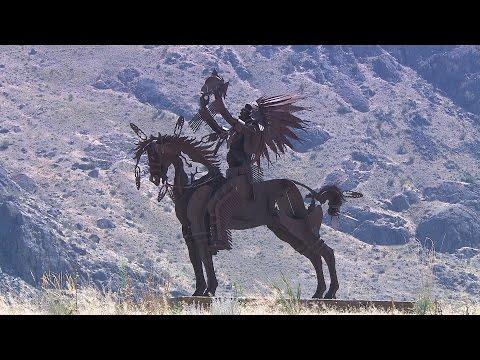 Northwest Profiles: One Native's Zeal for Steel (Metal Sculptor)