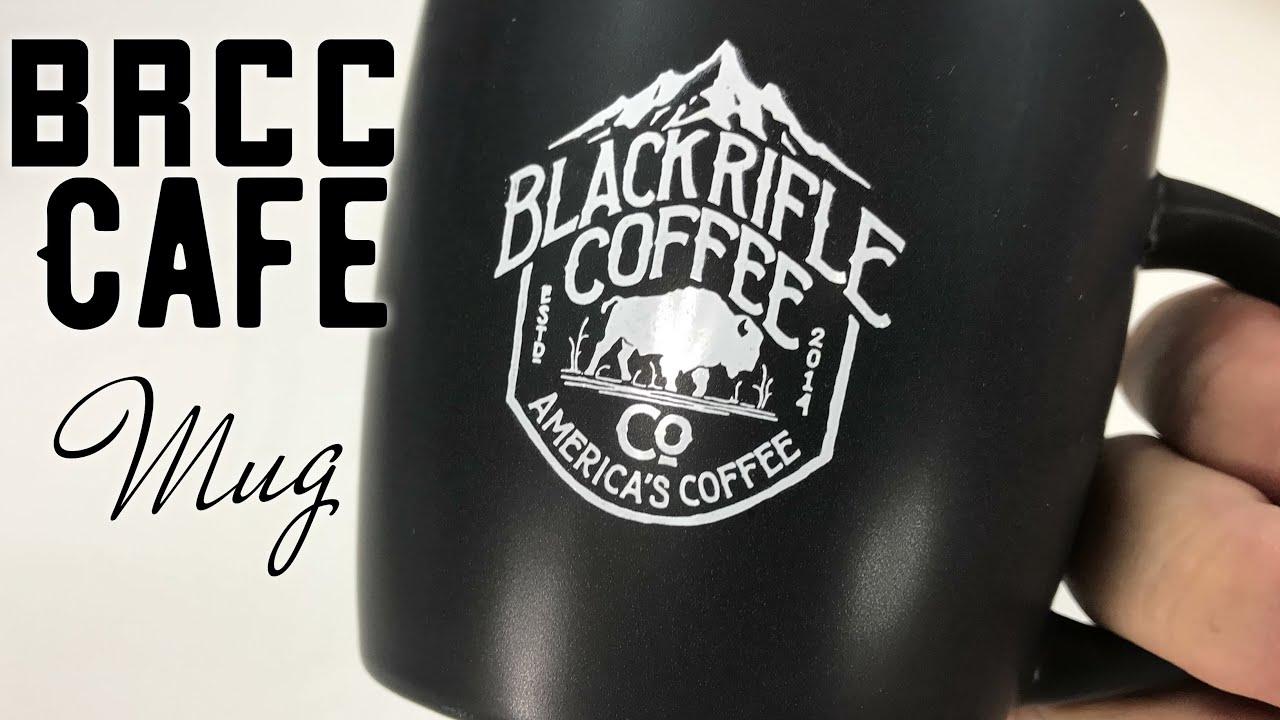 Bison Logo Cafe Mug by Black Rifle Coffee Company Review ...