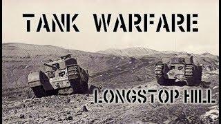 Tank Warfare: Tunisia 1943 ★ GAMEPLAY ★ GEFORCE 1070