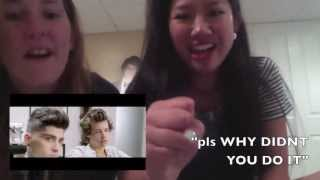Best Song Ever- One Direction Reaction Video