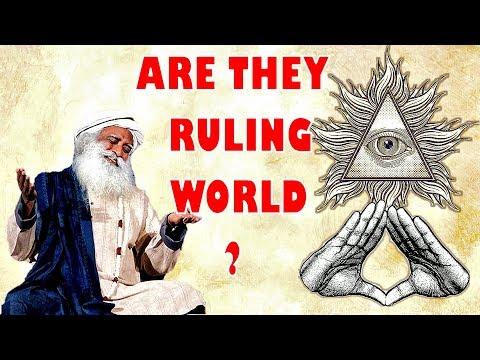 Don't worry, they're not controlling anything!- Sadhguru about Illuminati and Freemasons