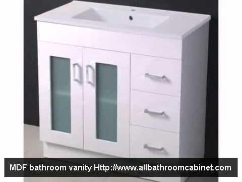 MDF Bathroom Vanity Manufacturer From China.mp4