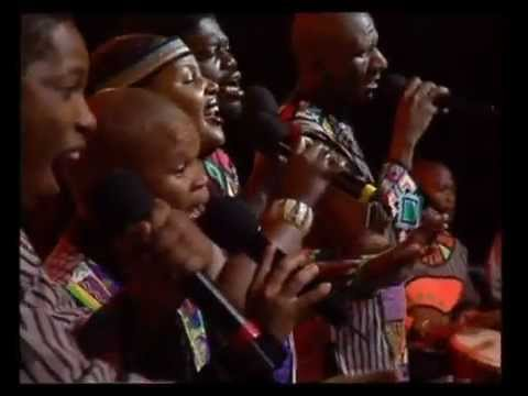 This Little Light Of Mine - Soweto Gospel Choir.flv