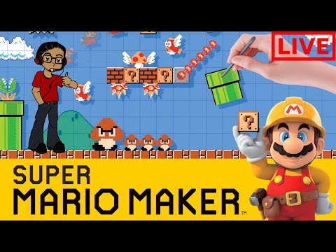 Super Mario Maker 100 Expert/ Viewer Levels (Name That Song Disney edition)
