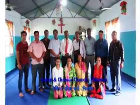 Pastor George Antony - Nepal 2017 - Ministry
