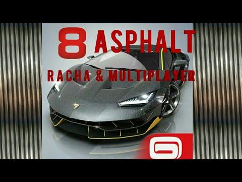 Asphalt8 - Racha & Multiplayer