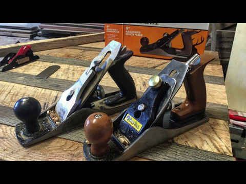 Buck Bros No.4  vs Harbor Freight No.4 Hand Plane, Which Is Worth It?