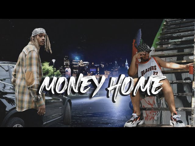 Mr. Severe - Money Home (feat. JoDolo) [Official Video]