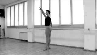 Ballet Class 01/14