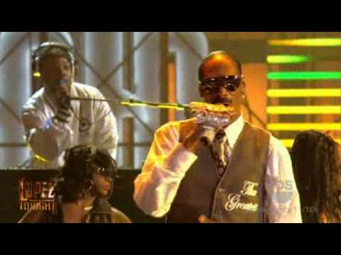 "Snoop Dogg and Cypress Hill on George Lopez - performing ""I Wanna Rock"" Serious Pimp style!"
