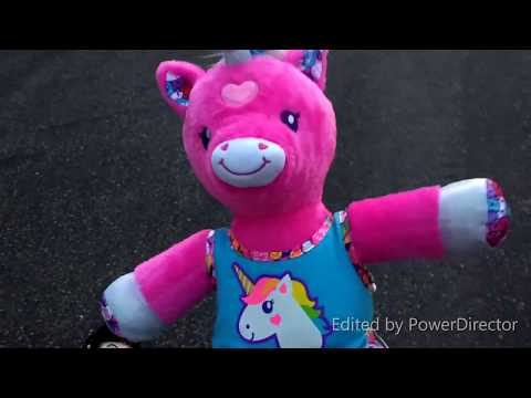 Brianna Mae and friends see the Dancing Bear Magical Event