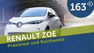 2016 Renault Zoe Review Probefahrt Praxistest Reichweite 4K #163Grad
