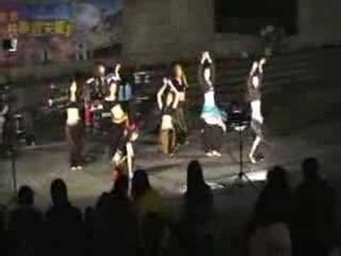 Tribal / Fusion Belly dance Taiwan