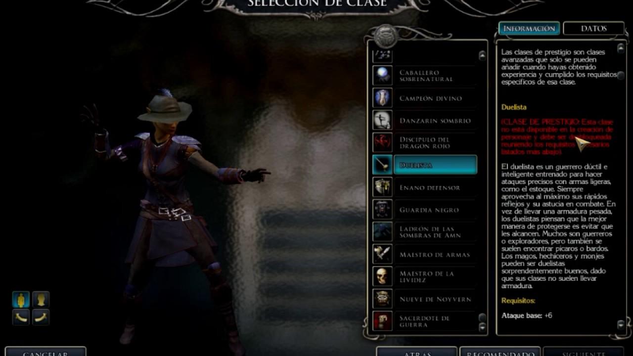 Análisis de Neverwinter Nigths 2(PC) Maxresdefault
