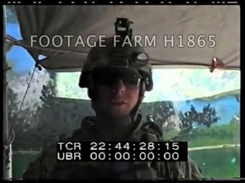 Iraq War, 2005 & 2007: Fighting, Tal 'Afar H1865-04   Footage Farm