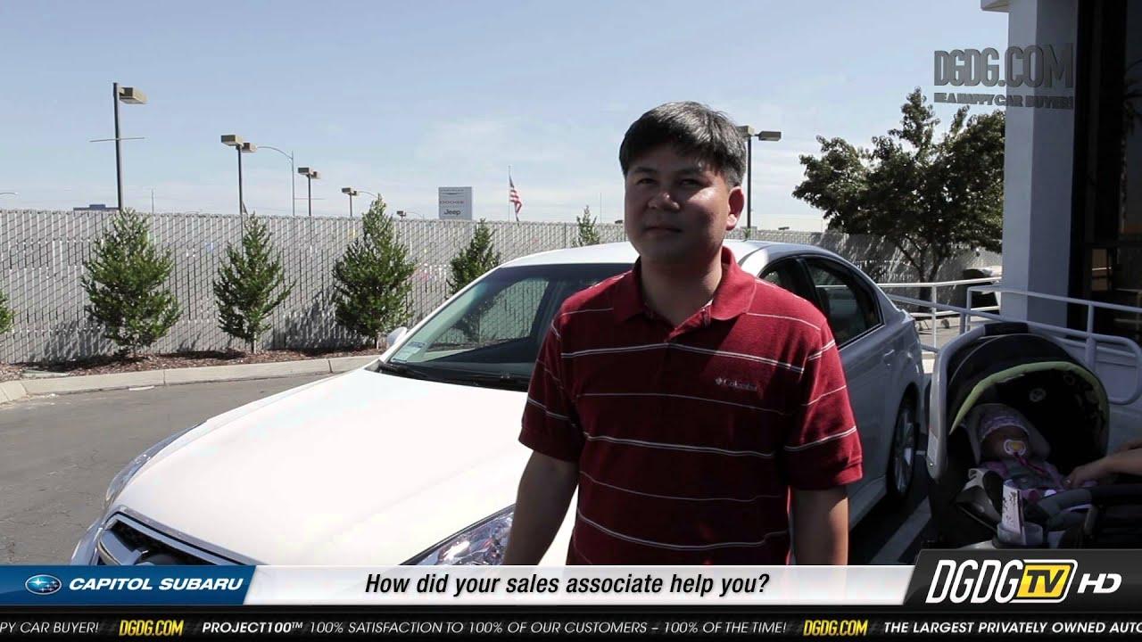 2013 Subaru Legacy Limited Customer Review