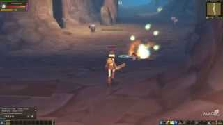Bright Shadow Fake death skill and more combat gameplay - MMO HD TV (1080p)