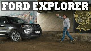 видео Ford Explorer Технические Характеристики
