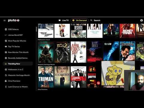 Download Pluto tv 2021 update