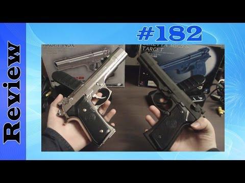 Hori BERETTA M92FS TARGET - Light Gun Controllers - PS1 & PS2 Versions (PS1/PS2)