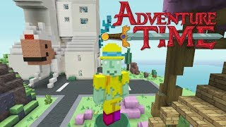 Minecraft - Adventure Time - Magic Man