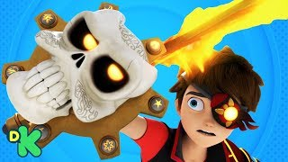 Episodio completo: Orígenes | Zak Storm | Discovery Kids