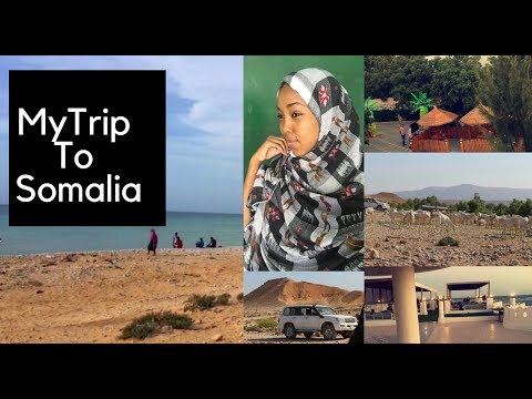 My Trip to Somalia 🇸🇴